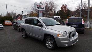 Jeep Compass NORTH 4X4 AUTO A/C MAGS 2010