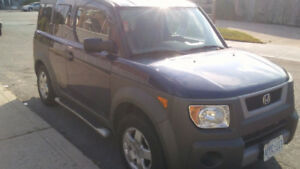 HONDA ELEMENT - Emissions and Safety Included! - LOW KMS