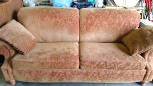 Nice Solid Pull Out Sofa