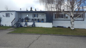 1978 14 Wide 2 bed 1 bath Mobile Home - Delivery Included in AB