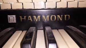 Classic European Hammond Organ