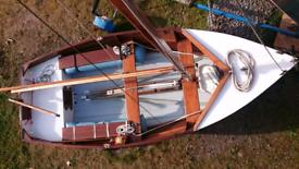 Boat restoration + maintenance