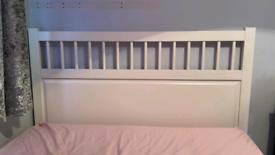 ikea hemnes double bed