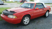 1992 Ford Mustang Convertible 5L