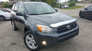 2007 Toyota RAV4 SPORT SUV, Crossover - LOW KM! NEW TIRES! Kitchener / Waterloo Kitchener Area image 7