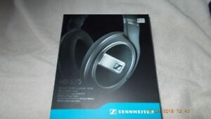 SENNHEISER HD 579  HEAD PHONES