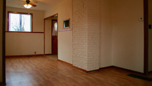 Newly renovated 2-bedroom duplex