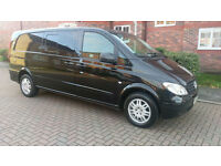 Mercedes-Benz Vito 2.1CDi Traveliner 115 - Extra Long 115CDI 5 SEATER