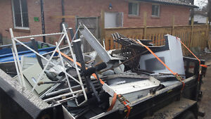 Free pickup of all unwanted metal London Ontario image 3