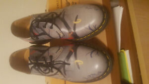 Dr martens x Baseman shoes women size 10 in very good condition