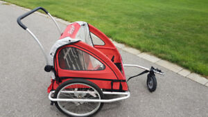 Rocket 2 Seater Child Bike Carrier In Excellent Condition
