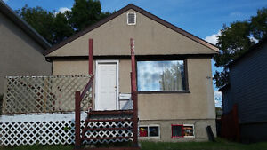 2 bedrooms basement house only $750 With nice back yard