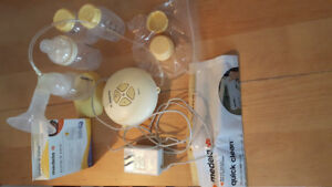 Medela Swing Breast Pump + Save Breast Milk Bags-20 (free)!
