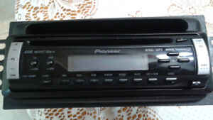 CAR STEREO  from PIONEER with CD Player