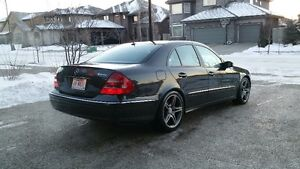 2004 Mercedes E500 4Matic Fully all optioned