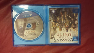 Assassin's Creed Unity for PS4 Kitchener / Waterloo Kitchener Area image 1