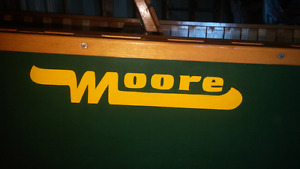 !!LAST ONES!! [REDUCED] Handcrafted MOORE Boat and Canoe