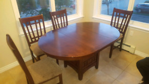 Brand New 6 chair dining set $650 obo