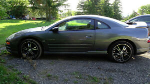 2003 Mitsubishi Eclipse GT Coupe (2 door) $2800 AS IS.