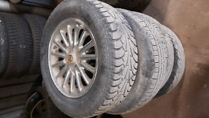 Wheels and tires for sale! Dodge, Honda