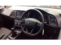 2016 SEAT Leon 1.6 TDI 110 SE (Technology Pac Manual Diesel Hatchback