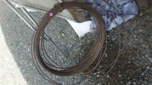 Copper grounding cable