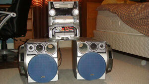 JVC MXJ900 Compact Stereo System