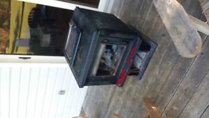 Used wood Stove Cambridge Kitchener Area image 2