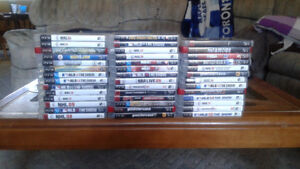 41 PS3 GAMES