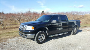 2007 Ford F-150 SuperCrew XLT Pickup Truck