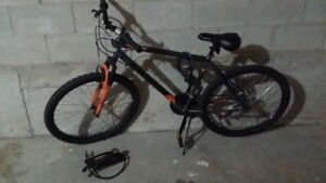 Bike for sale men 26inch package deal