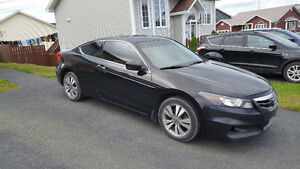2011 Honda Accord EX Coupe (2 door)