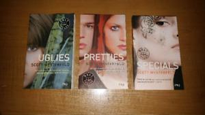 Uglies-Pretties-Specials