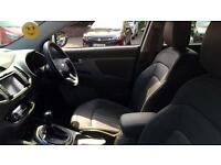 2013 Kia Sportage 2.0 CRDi KX-4 5dr Automatic Diesel Estate