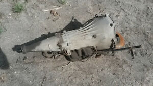 Ford C6 for small block