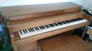 Chopin Piano with bench