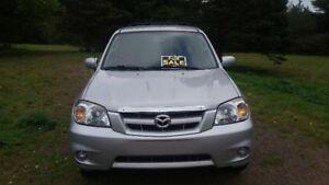 2006 Mazda Tribute SUV, Crossover