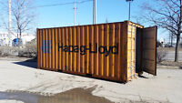 Used Shipping/Storage/Seacan Containers in Good Shape