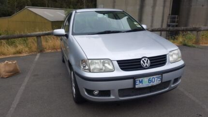 2002 VW Polo Hatchback Manual West Hobart Hobart City Preview