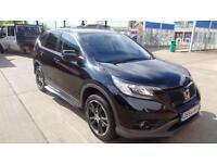 2014 Honda Cr-V 2.2 i-DTEC Black Edition Station Wagon 4X4 5dr (dab)