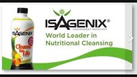 Isagenix free shipping / membership and 13% off