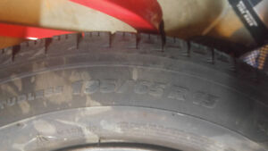 4 Snow Tires for Sale Michelin X Ice from 2013 Honda Civic
