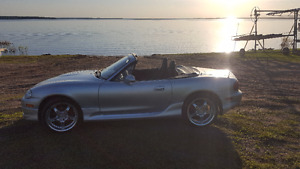 2001 Mazda MX-5 Miata Sport package Convertible