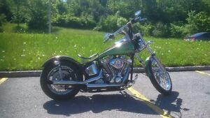 Custom Chopper for sale or trade