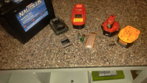 Batteries reconditioned - most types