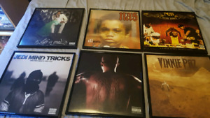 Hip hop vinyls for sale!