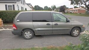 2002 Ford Windstar LX Value Minivan, Van