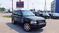 Land Rover Range Rover SUPERCHARGED / GPS / DVD 2006