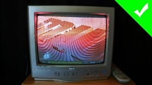 """13"""" RCA Television (Sussex, NB)"""