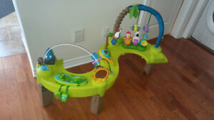 Evenflo exerSaucer Triple fun - live in the amazon